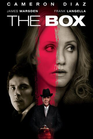 The Box (2009) Main Poster