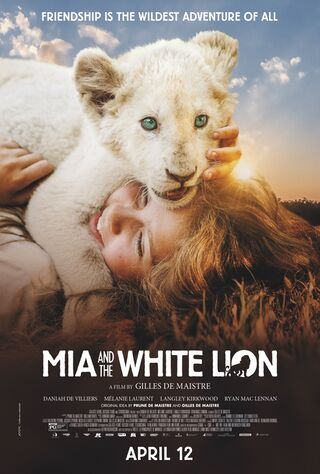 Mia And The White Lion (2019) Main Poster