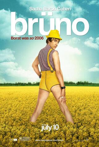 Brüno (2009) Main Poster