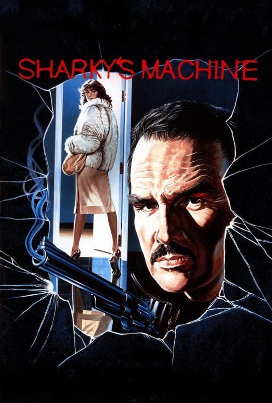 Sharky's Machine (1981) Main Poster