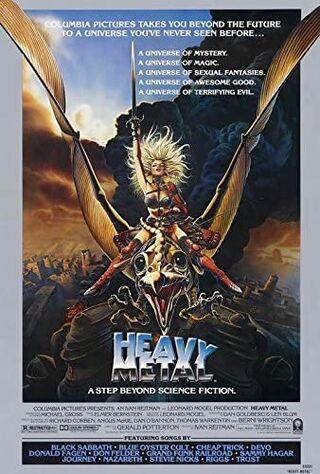 Heavy Metal (1981) Main Poster