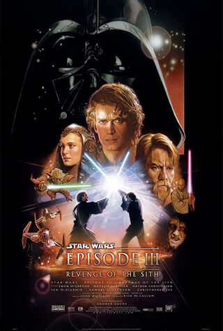 Star Wars Episode III: The Revenge of the Sith (2005) Main Poster