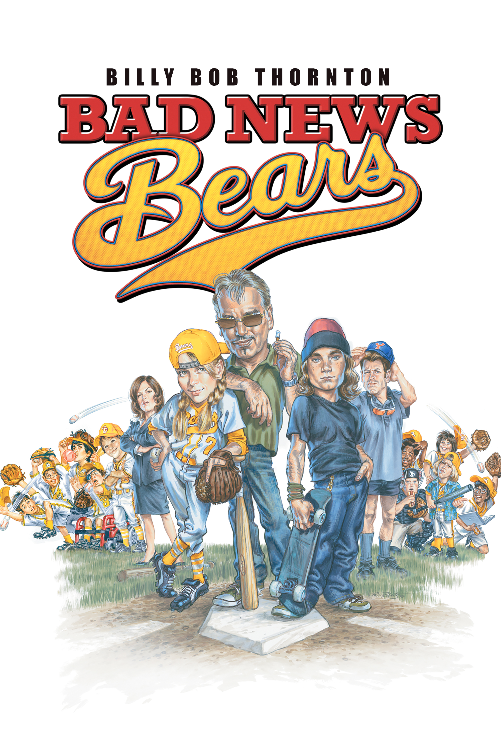 Bad News Bears (2005) Main Poster