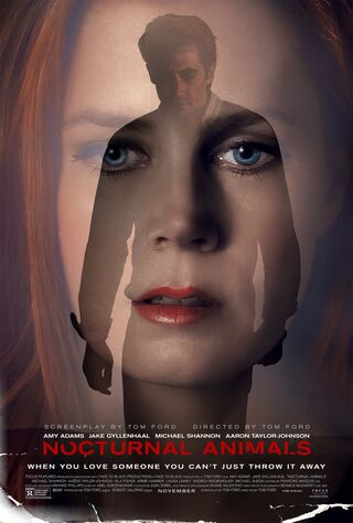 Nocturnal Animals (2016) Main Poster
