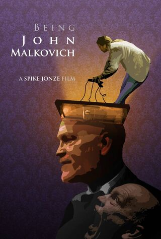 Being John Malkovich (1999) Main Poster
