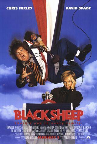 Black Sheep (1996) Main Poster