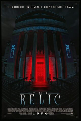 The Relic (1997) Main Poster