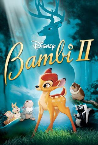 Bambi And The Great Prince Of The Forest (0) Main Poster