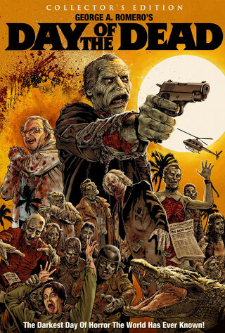 Day Of The Dead (1985) Main Poster