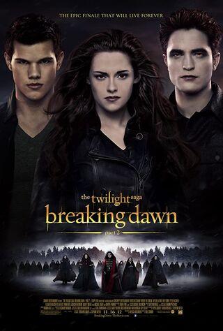 The Twilight Saga: Breaking Dawn - Part 2 (2012) Main Poster