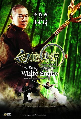 The Sorcerer And The White Snake (2011) Main Poster