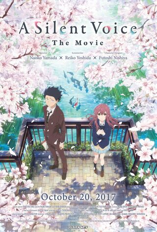 A Silent Voice: The Movie (2016) Main Poster