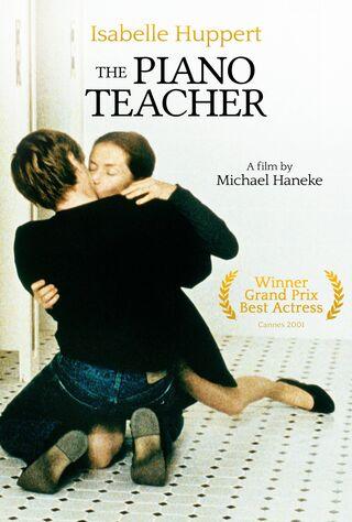 The Piano Teacher (2001) Main Poster