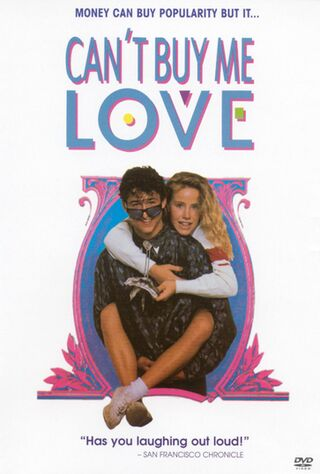 Can't Buy Me Love (1987) Main Poster
