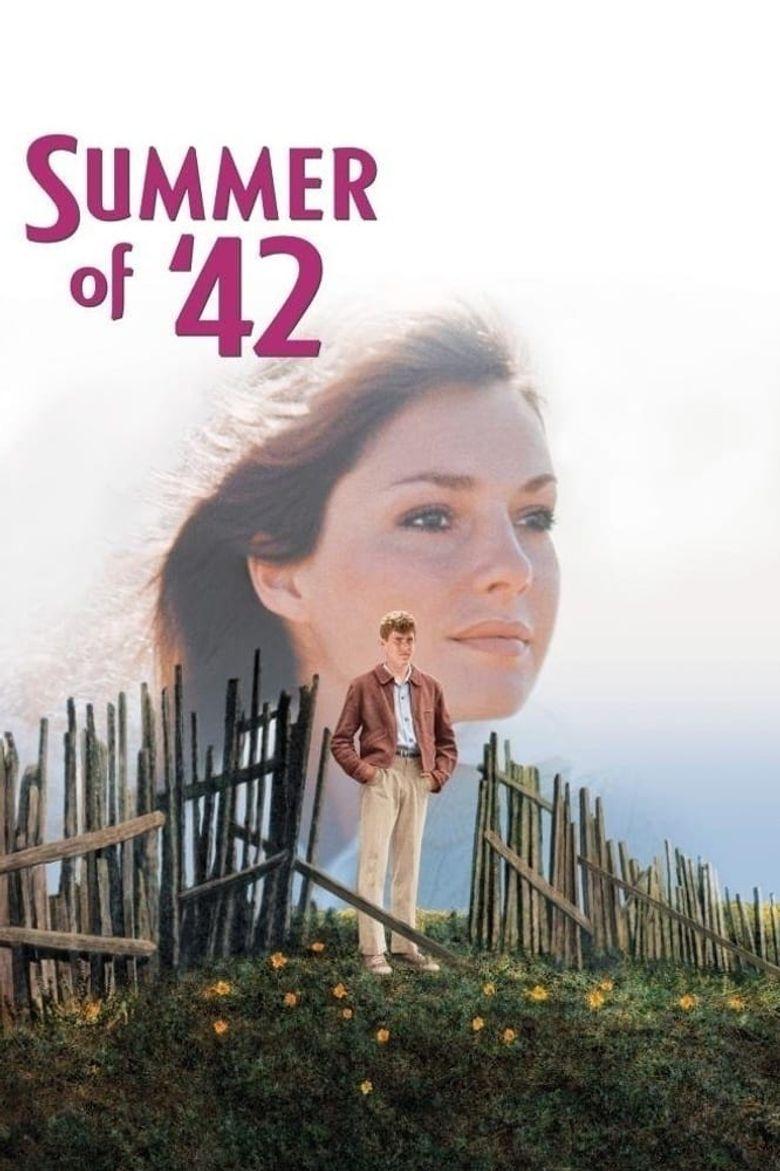 Summer Of '42 (1971) Main Poster