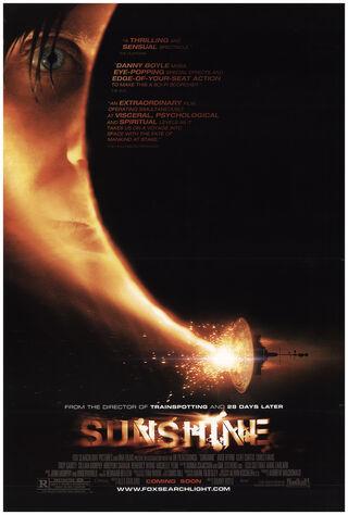 Sunshine (2007) Main Poster