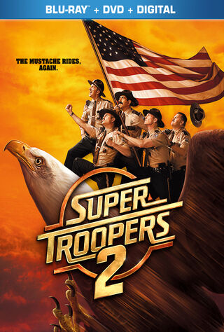 Super Troopers 2 (2018) Main Poster