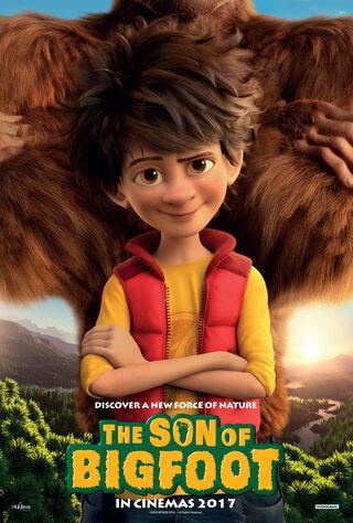 Son Of Bigfoot (2018) Main Poster
