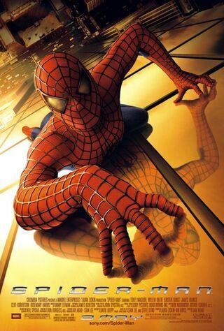 Spider-Man (2002) Main Poster