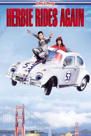 Herbie Rides Again (1974) Main Poster
