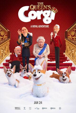 The Queen's Corgi (2020) Main Poster