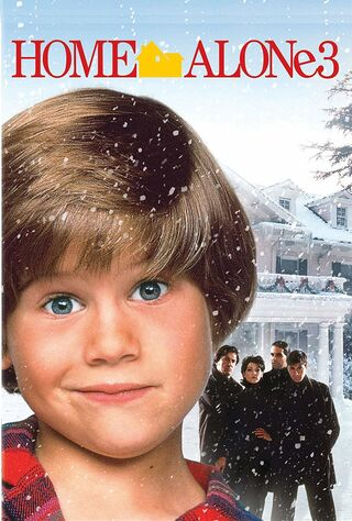 Home Alone 3 (1997) Main Poster