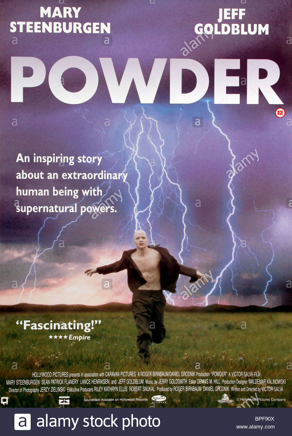 Powder (1995) Poster #2