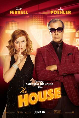 The House (2017) Main Poster
