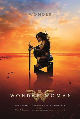 Wonder Woman (2017) Main Poster