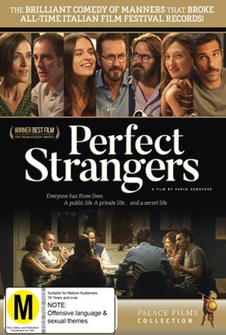 Perfect Strangers (2017) Main Poster