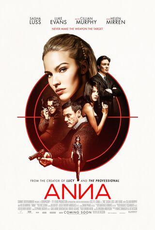 Anna (2019) Main Poster