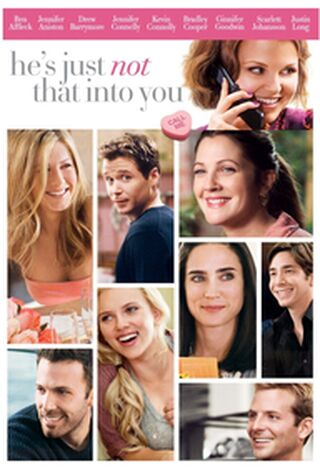 He's Just Not That Into You (2009) Main Poster