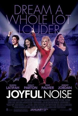 Joyful Noise (2012) Main Poster