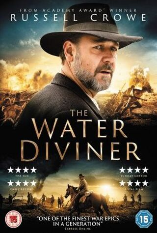 The Water Diviner (2014) Main Poster