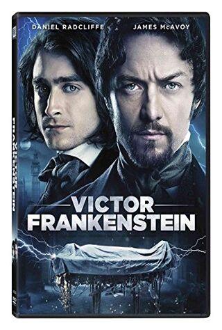 Victor Frankenstein (2015) Main Poster