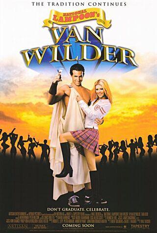 Van Wilder: Party Liaison (2002) Main Poster
