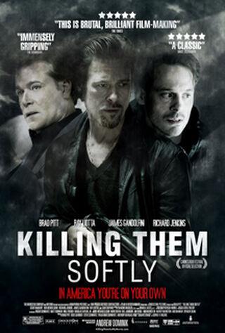 Killing Them Softly (2012) Main Poster