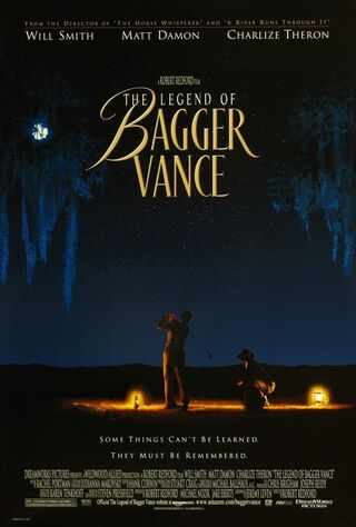 The Legend Of Bagger Vance (2000) Main Poster