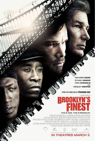 Brooklyn's Finest (2010) Main Poster