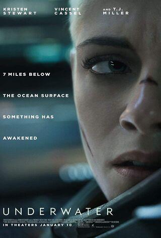 Underwater (2020) Main Poster