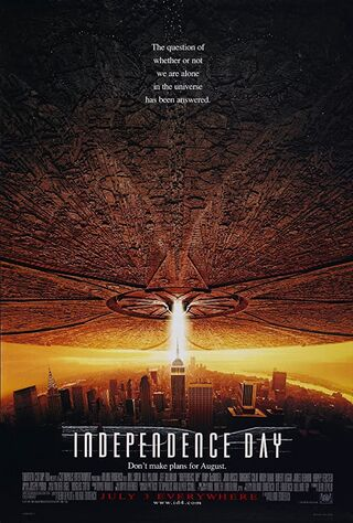 Independence Day (1996) Main Poster