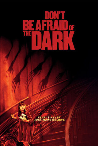 Don't Be Afraid Of The Dark (2011) Main Poster