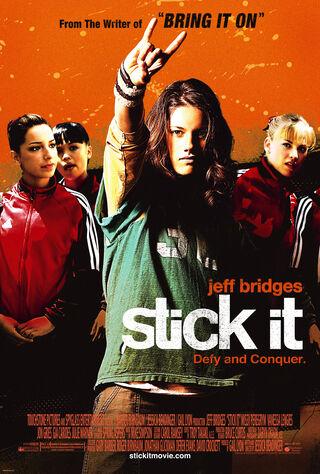 Stick It (2006) Main Poster