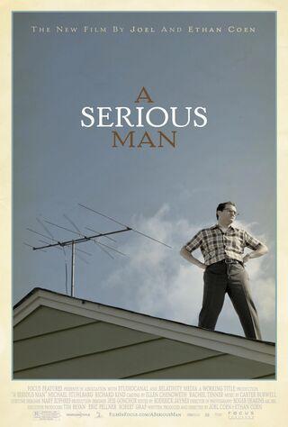A Serious Man (2009) Main Poster