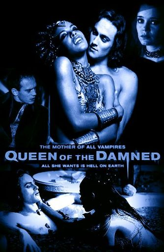 Queen Of The Damned (2002) Main Poster
