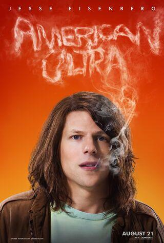 American Ultra (2015) Main Poster