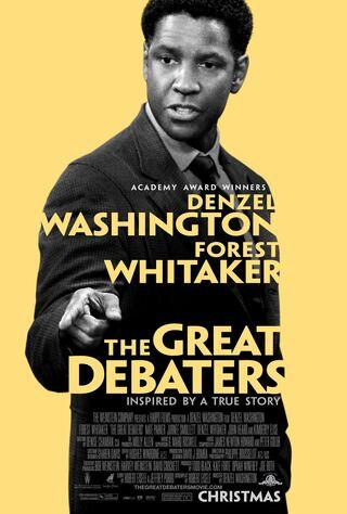 The Great Debaters (2007) Main Poster