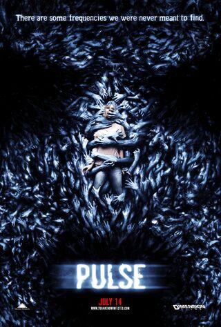 Pulse (2006) Main Poster