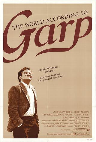 The World According To Garp (1982) Main Poster