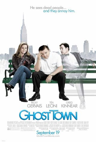 Ghost Town (2008) Main Poster